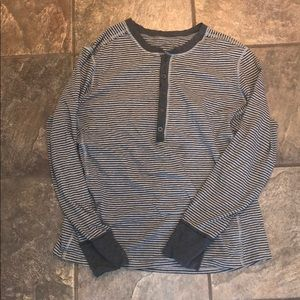 lulu striped Henley